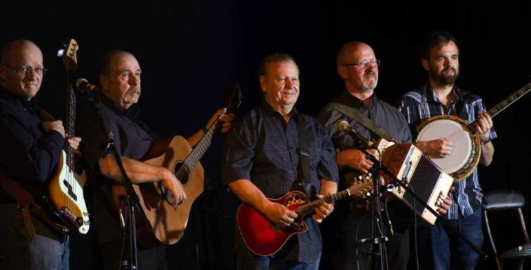 Roll up for The Fureys as veteran Irish folk band comes to