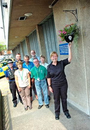 Where Next' charity joins forces with Redditch Police to